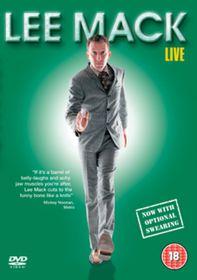 Lee Mack - (Import DVD)