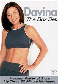 Davina 1 & 2 Box Set - (Import DVD)