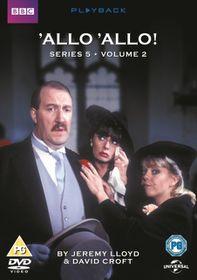 Allo Allo-Series 5 Part 2 - (Import DVD)