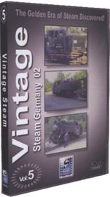Vintage Steam Volume 5 - (Import DVD)