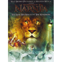 The Chronicles of Narnia: The Lion, the Witch and the Wardrobe (2005)(DVD)