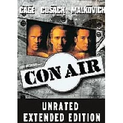 Con Air (Extended Edition)(DVD)