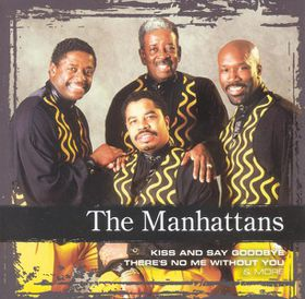 Manhattans - Collections (CD)