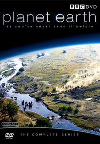 Planet Earth (BBC) (DVD)