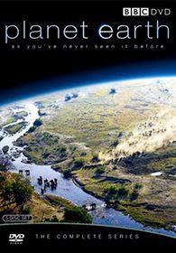 Planet Earth (BBC) (DVD)