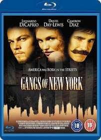 Gangs Of New York (Blu-ray)
