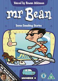 Mr.Bean Vol.4 (Animated) - (Import DVD)