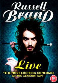 Russell Brand - Live (DVD)