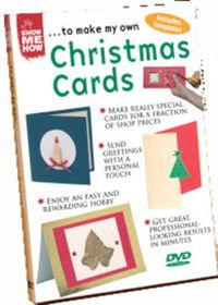 Show Me How-Christmas Cards - (Import DVD)
