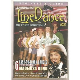 Learning To Line Dance - (Import DVD)