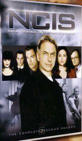 NCIS: Naval Criminal Investigative Service - Season 2 - (DVD)