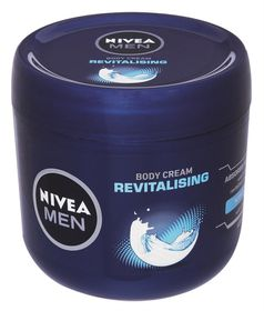 Nivea For Men Revitalising Body Cream - 400ml