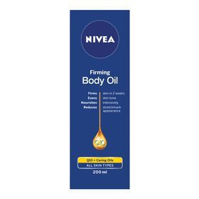 Nivea Q10 Plus Firming Body Oil - 200ml