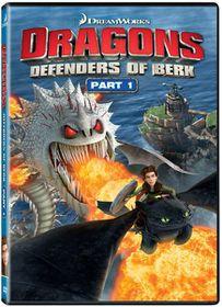 Dragon Riders: Defenders Of Berk Volume 1 (DVD)