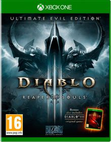 Diablo 3 Ultimate Evil Edition (XBox One)