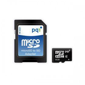 PQI MicroSDHC 8GB
