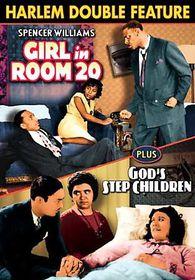 Girl in Room 20/God's Stepchildren - (Region 1 Import DVD)