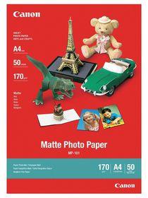 Canon MP-101 A4 Matt Photo Paper (50 Sheets)