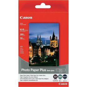 """Canon SG-201 Semi Gloss 4x6"""" Photo Paper (50 Sheets)"""