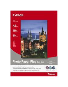 Canon SG-201 A3 Semi-Gloss Photo Paper (20 Sheets)