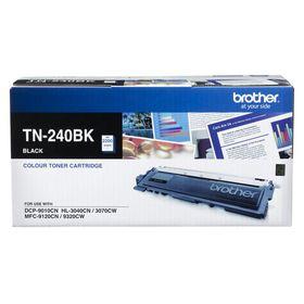 Brother TN-240BK Black Laser Toner Cartridge