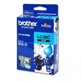 Brother LC38C Cyan Ink Cartridge