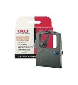 OKI 01108702 Black Ribbon Cartridge