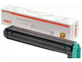 OKI 01103409 Black Laser Toner Cartridge