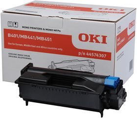 OKI 44574307 Black Image Drum Unit