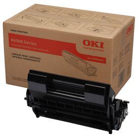 OKI 09004462 High Yield Black Laser Toner Cartridge