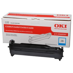 OKI 43460207 Cyan Image Drum Unit