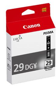 Canon PGI-29DGY Dark Gray Ink Tank