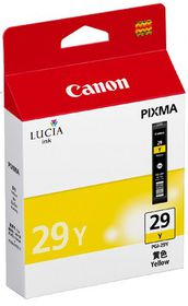 Canon PGI-29Y Yellow Ink Tank