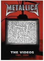 Metallica - The Videos 1989-2004 (DVD)