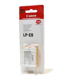Canon LP E8 Li ion Battery