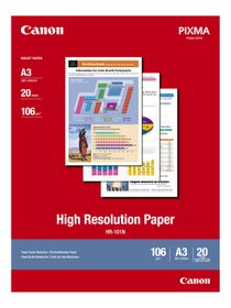 Canon HR-101N Business Use A3 High Resolution Paper (20 Sheets)