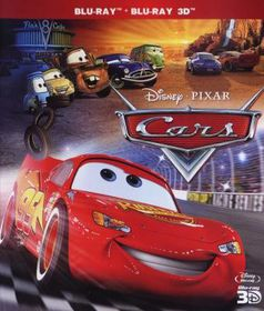 Cars (3D & 2D Blu-ray Superset)