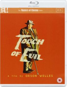 Touch of Evil (Import Blu-ray)
