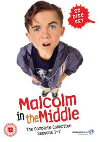 Malcolm in the Middle: The Complete Collection (Import DVD)