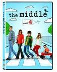 The Middle Season 4 (DVD)