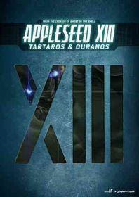 Appleseed Xiii:Tartaros & Ouranos - (Region 1 Import DVD)