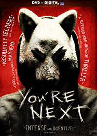 You're Next - (Region 1 Import DVD)
