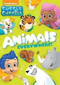 Bubble Guppies:Animals Everywhere - (Region 1 Import DVD)
