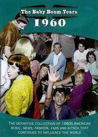 Baby Boom Years:1960 - (Region 1 Import DVD)