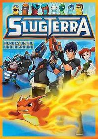 Slugterra:Heroes of The Underground - (Region 1 Import DVD)