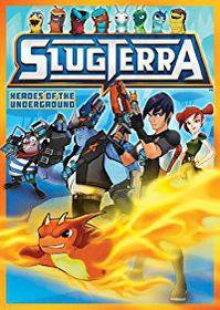 Slugterra:Heroes of The Underground - (Region 1 Import DVD)