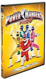 Power Rangers Turbo Vol 1 - (Region 1 Import DVD)