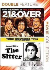 Sitter/21 and over - (Region 1 Import DVD)