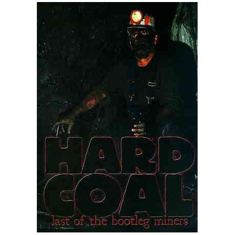Marc Brodzik - Hard Coal: Last Of The Bootleg Miners (DVD)