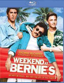 Weekend at Bernie's - (Region A Import Blu-ray Disc)